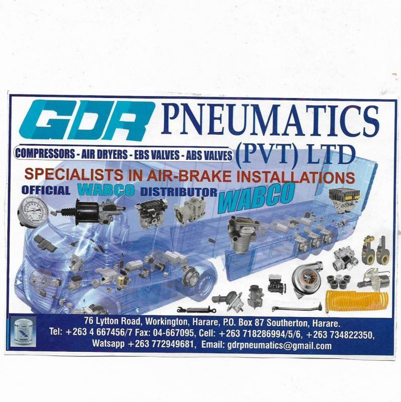 GDR Pneumatics (Pvt) Ltd