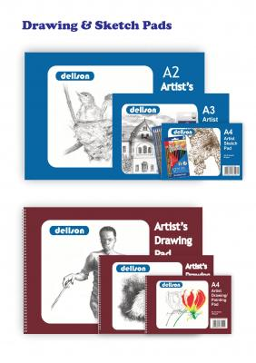 Drawing and Sketch Pads